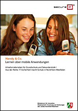 Broschüre Handy & Co