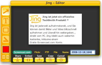 Jing-Editor
